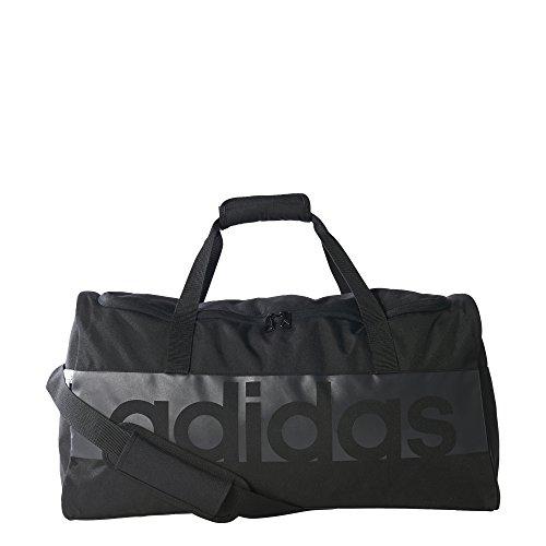 adidas Tiroin Tb Bolsa de Deporte, Adulto, Negro (Negro / Griosc), L