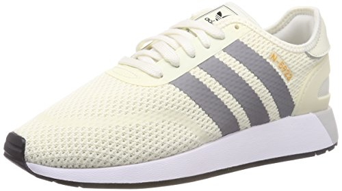 adidas Herren N-5923 Gymnastikschuhe, Elfenbein (Off White/Grey Three F17/grey Three F17), 44 2/3 EU
