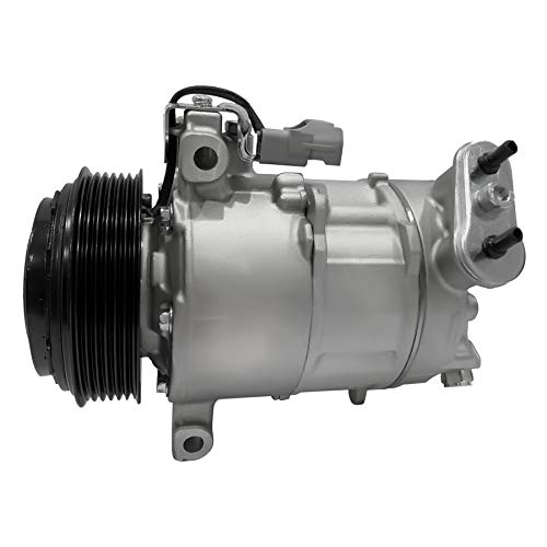 RYC New AC Compressor and A/C Clutch AIH398 (Fits Ram ProMaster City 2.4L 2015, 2016, 2017, 2018, 2019)