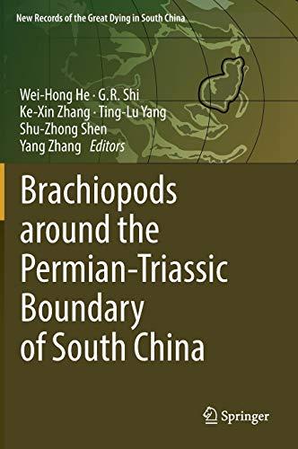 Brachiopods Around the Permian-triassic Boundary of South China