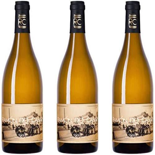Nobre Vino Blanco - 3 botellas x 750ml - total: 2250 ml