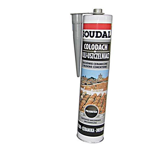 Soudal Colodach Dachziegel-Kleber 310 ml (Grau)