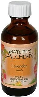 Nature's Alchemy Essential Oil, Lavender, French, 2 fl oz (59 ml)