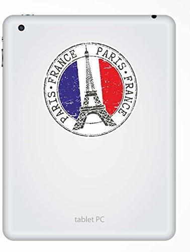 "Calais Sticker Vinyl 10 cm 4/"" Decal Stamp Calais France Car Laptop Tablet Wall"
