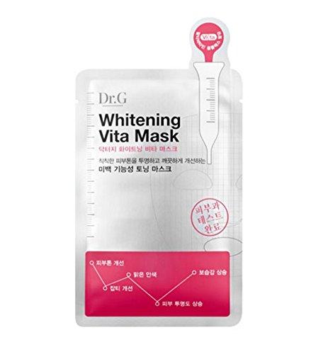 Dr.G Whitening Vita Mask (Whitening) 10ea