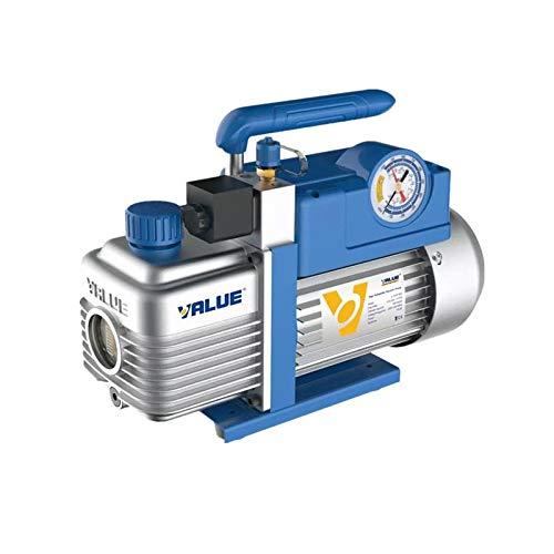 REPORSHOP - Bomba Vacio Value Vacuometro Doble Efecto 373w R32 R1234Yf