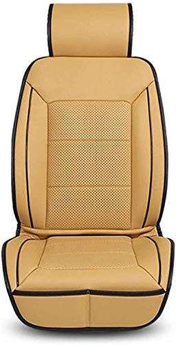 LUCK La calefacción y la refrigeración del asiento de la cubierta, climatizada Masaje 12V del amortiguador de asiento 3-en-1, ergonómica y cómoda, la calefacción y refrigeración del cojín del amortigu