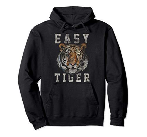 El gráfico casual-chic de Easy Tiger para mujeres... Sudadera con Capucha