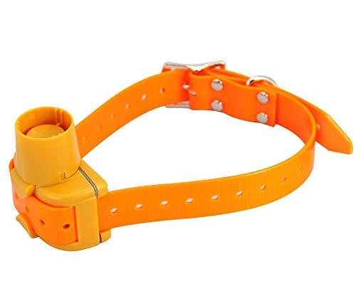 Collar de Entrenamiento Beeper para Becada Sorda acústico, sonic-32 Naranja -Audible a Gran Distancia. Equipo Profesional Caza. Minibeeper