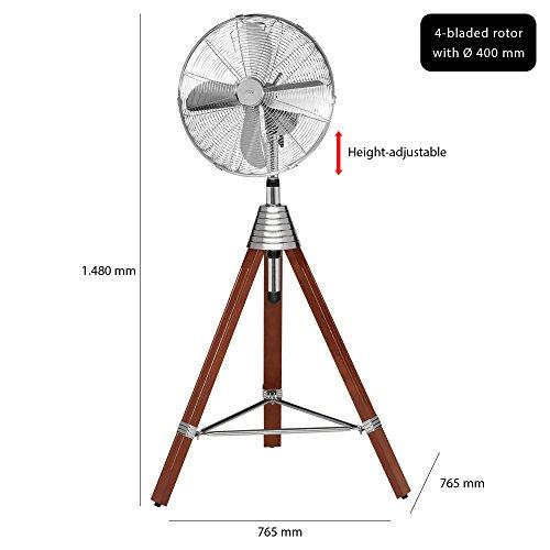 AEG VL 5688 S Retro di ventilatore a piantana