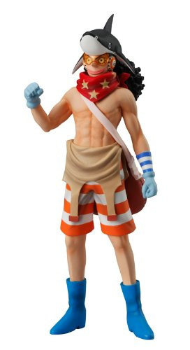 One Piece Super Styling Film Z special 4th * Figurine : Lysop (14cm)