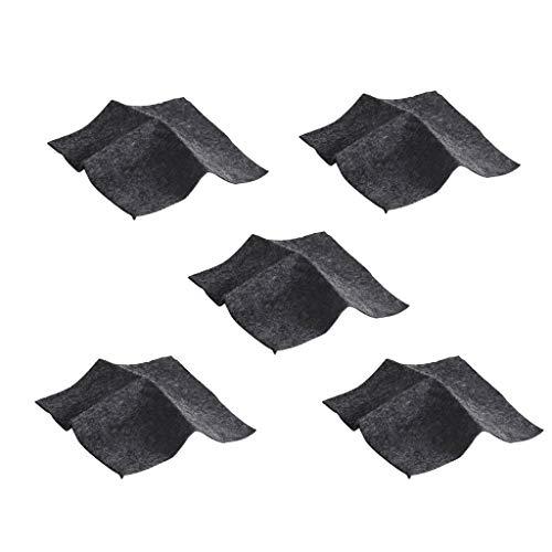 5PACK Multipurpose Car Scratch Repair Nano Remover Cloth, Magic Paint Scratch Removal, Car Scratch Repair Kit for Repairing Car Scratches and Light Paint Scratches Remover Scuffs on Surface