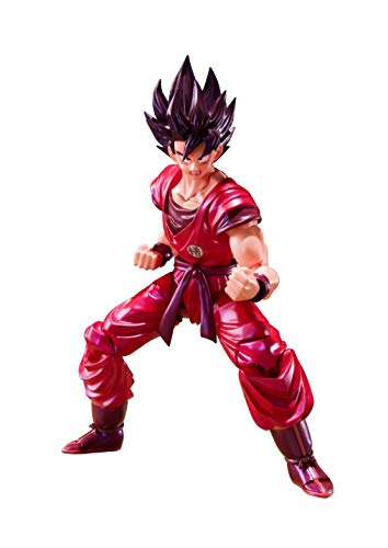 TAMASHII NATIONS Bandai S.H. Figuarts Son Goku Kaioken Ver. Dragon Ball, Multi