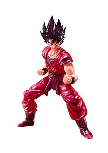 Figura Son Goku Kaioken Dragon Ball Z 17cm