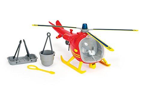 Smoby–7/109251661002N–Bombero Sam–Océano helicóptero