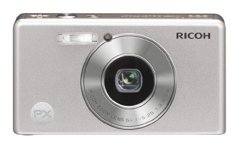 RICOH 防水デジタルカメラ PX シャンパンシルバー PXCSの詳細を見る