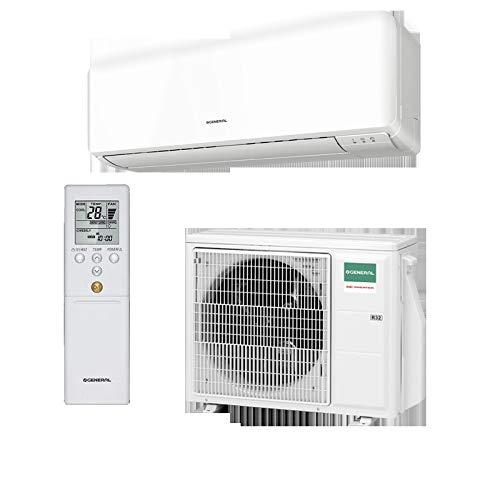 Fujitsu AOHG-12KMTA Climatizzatore Condizionatore Monosplit Pavimento KMTA 12000 BTU R-32 A Nuovo, Garanzia 5 Anni, Bianco