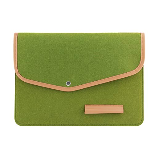 HOT SALENEW Notebook Felt Case Cover Laptop Sleeve Bag For 11 13 15 Macbook Pro Air,IN STOCK JohnJohnsen
