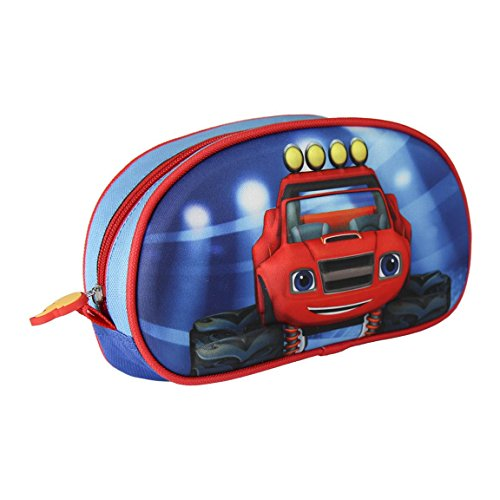 Blaze 2100001979 3D Effect Pencil Case (21 cm)