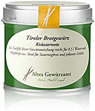 Tiroler Brotgewürz, Kräuternote, Altes Gewürzamt, 60 g