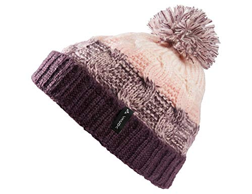 VAUDE Hamra Beanie II Accessories, Passion Fruit, One Size