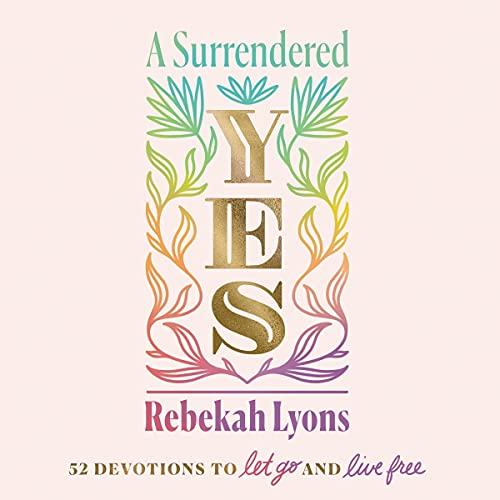 A Surrendered Yes cover art