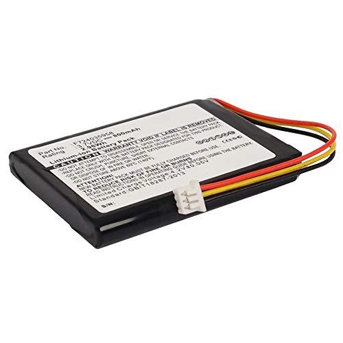 subtel® Batería de Repuesto F724035958 ICP553443AR LG ICP523450 C1 Compatible con Tomtom One XL One XL Europe One XL Regional XL 325 Edinburgh, 800mAh Accu GPS Pila sustitución Battery
