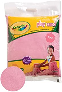 Crayola Colored Play Sand Pink