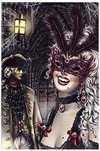 Diy Diamante Pintura Taladro Completo 5D Victoria Frances Vampiros Decoración del Hogar Arte de la Pared Bordado Punto de Cruz