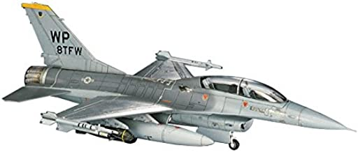 Hasegawa HAD14 1:72 Scale F-16B Plus Fighting Falcon Model Kit