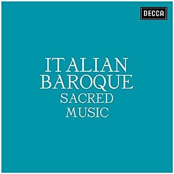 Italian Baroque Sacred Music