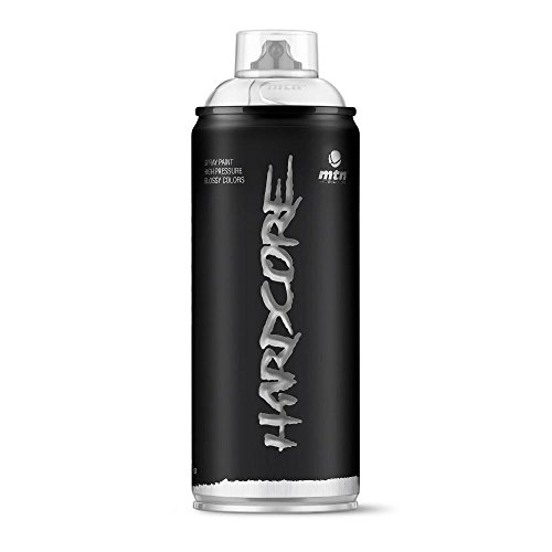 Pintura en spray MTN HC2 Blanco Mate 400ml