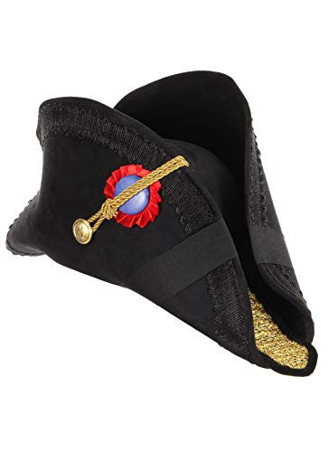 Elope a3463–Kostüm–Hut für Admiral