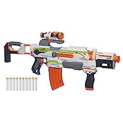 cheap Nerf N-Strike Module ECS-10 Blaster (Amazon Only)