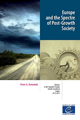 Europe and the Spectre of Post-Growth Society (English Edition)
