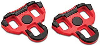 Garmin Vector Cleats 6o Float - 红色/黑色