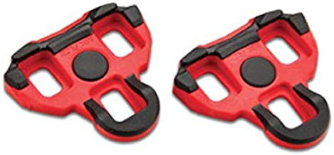 Garmin Vector Cleats 6º Float - Red/Black