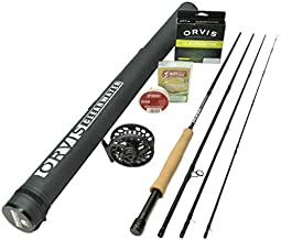 Orvis 2019 Clearwater 906-4 Fly Rod Outfit : 9'0