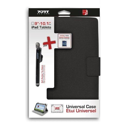 Port Phoenix Full Pack IV - Funda para tableta de 10' (incluye puntero y protector de pantalla)