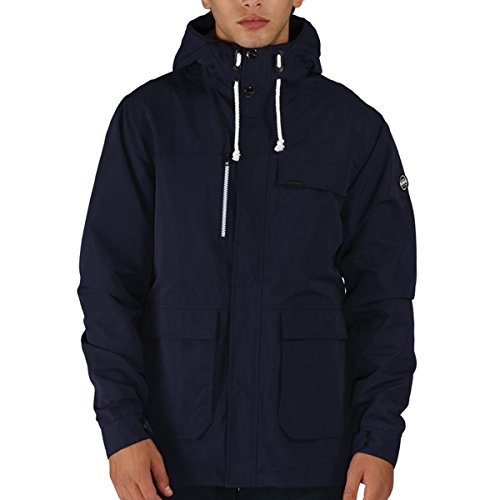 Dare 2b Dissemble Waterproof Shell Vestes Homme, Peacoat Blue, Grand
