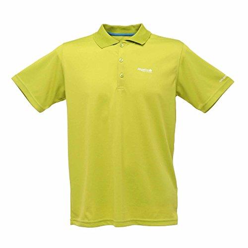 Regatta Maverik - Polo à manches courtes - Homme (M) (Vert citron)