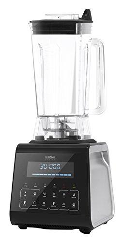 Caso B3000 Touch - High Speed Smoothie Blender, Design Standmixer, 1400 W, 4-faches Edelstahlmesser, Timer und Programmen