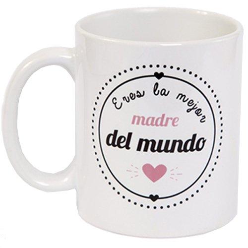 """Tazza """"Migliore Mamma del Mondo"""" [in lingua spagnola]"""
