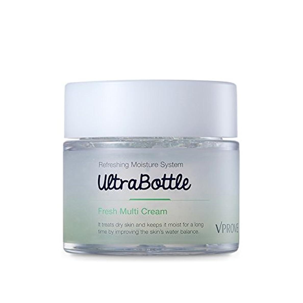 浴室接辞不利益VPROVE ウルトラ ボトル フレッシュ マルチクリーム/Ultra Bottle Fresh Multi Cream(100ml) [並行輸入品]