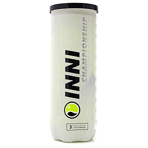 Bola de Tênis Inni Championship - Tubo Com 03 Bolas