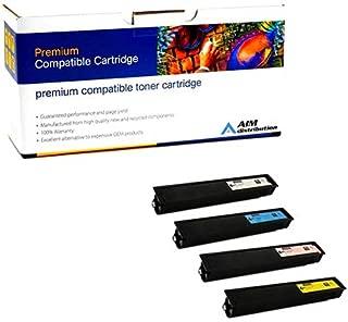 AIM Compatible Replacement for Toshiba e-Studio 2330/4520C Toner Cartridge Combo Pack (BK/C/M/Y) (T-FC28MP) - Generic