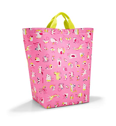 Reisenthel storagesac Kids ABC Friends pink Sporttasche, 51 cm, 27 Liter, ABC Friends Pink