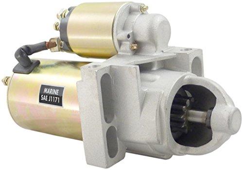 New Starter SAEJ1171 Certified for Marine fits Mercruisers w GM Engines 4.3L 262 5.0L 305 5.7L 350 7.4L 454 8.2L 502 9000821 923045 A232158 0174-000 50-806964A2 50-806964A3 50-806964A4 50-807907