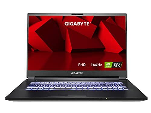GIGABYTE A7 X1 – 17.3″ FHD IPS Anti-Glare 144Hz – AMD Ryzen 9 5900HX – NVIDIA GeForce RTX 3070 Laptop GPU 8 GB GDDR6 – 16 GB Memory – 512 GB PCIe SSD – Windows 10 Home – Gaming Laptop