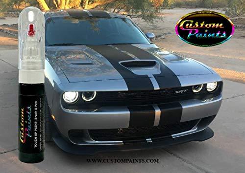 Specialist Paints Dodge - Billet Silver - Paint Code PSC - 20ml (0.68 oz) - Touch up Pen and Brush